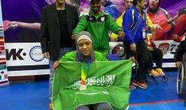 تأهل لاعب كرة الطاولة مريم المريسل الى أولمبياد طوكيو2021