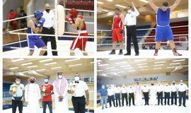 إختتام بطولة المملكة للملاكمة بالقصيم بمشاركة 55 ملاكماً