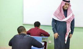 177 ألف طالب وطالبة على مقاعد الاختبارات بالأحساء