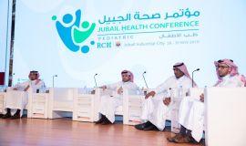 ٧٠٠ ممارس و ٤٢ متحدثاً ينهون ٢٩ ساعة طبية معتمدة في مؤتمر صحة الجبيل
