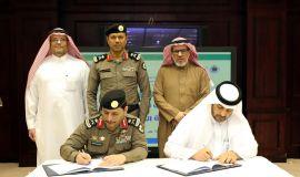 الأمن العام يوقع اتفاقية تعاون مع جامعة الملك سعود  في مجال الاستفادة من تقنية النانو