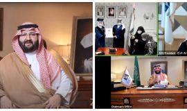 عبدالعزيز بن طلال يرعى تخرج 5505 طلاب وطالبات من 8 دول عربية بالجامعة العربية المفتوحة