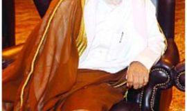 وزير الشؤون الإسلامية ينعى أبن عمه الشيخ عبدالملك آل الشيخ الذي وافته المنيه اليوم