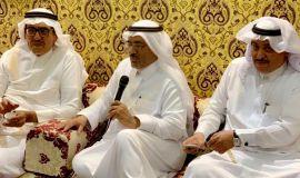 كبير المذيعين السعوديين العيدي في ضيافة القناص .