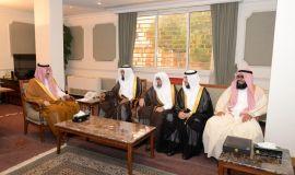 محافظ الأحساء يستقبل الهيئة الإشرافية للمركزي الخيري لتعليم القرآن وعلومه بالمحافظة