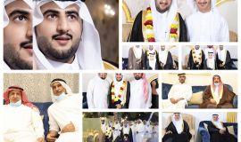 سادة «الهاشم » بالمطيرفي تحتفل بزواج ابنها « السيد مجتبى » تهانينا