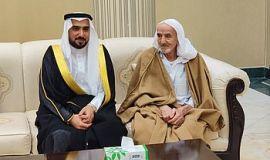 الحاج صالح العابش يحتفل بزفاف نجله ( عاشور ) تهانينا