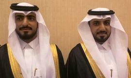 زواج ثنائي آل علي بالأحساء - علي وحسين -