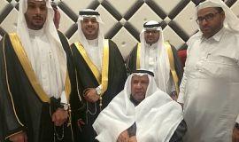 """الحويجي والبقشي والخرس يحتفلون بـ""""عباس"""" و""""محمد"""""""
